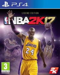 2K Games NBA 2K17 [Legend Edition] (PS4)
