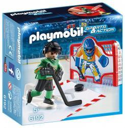 Playmobil Sports & Action - Ütőtechnika-edzés (6192)