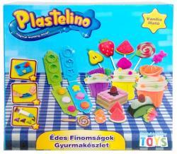Plastelino Édes finomságok gyurmakészlet