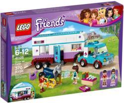 LEGO Friends - Állatorvosi lószállító (41125)