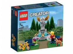 LEGO Creator - Szökőkút (40221)
