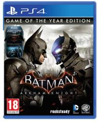 Warner Bros. Interactive Batman Arkham Knight [Game of the Year Edition] (PS4)