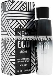 New Brand Ego Silver EDT 100ml