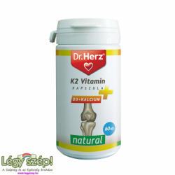 Dr. Herz K2 Vitamin kapszula - 60 db