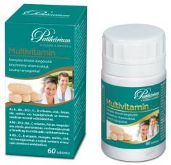 Parma Produkt Gyógyszergyártó Kft. Patikárium - Multivitamin tabletta - 60 db