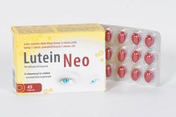 Noventis Lutein Neo kapszula A-vitaminnal és cinkkel - 45 db