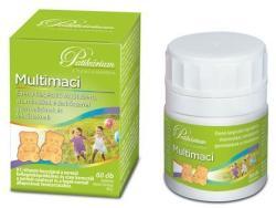 Parma Produkt Gyógyszergyártó Kft. Patikárium - Multimaci rágótabletta - 60 db