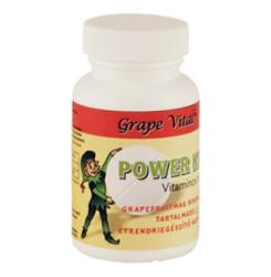 Grape Vital Power Kids tabletta - 60 db