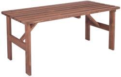 Miriam fa kerti asztal 180cm