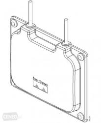 Cisco AIR-ANT2465P-R
