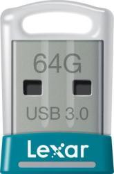 Lexar JumpDrive S45 64GB USB 3.0 LJDS45-64GABEU