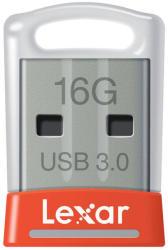 Lexar JumpDrive S45 16GB USB 3.0 LJDS45-16GABEU