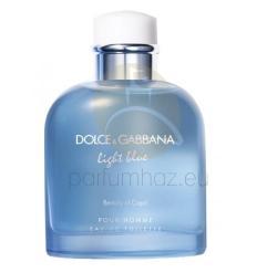 Dolce&Gabbana Light Blue Beauty of Capri EDT 125ml Tester