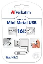 Verbatim Mini Metal 16GB USB 3.0 49839