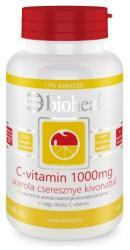 bioheal C-vitamin 1000mg tabletta acerola cseresznye kivonattal - 70 db