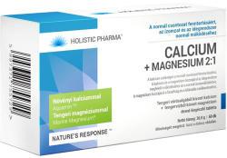 HOLISTIC PHARMA Calcium+Magnesium 2:1 tabletta - 60 db