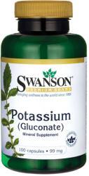 Swanson Potassium kálium kapszula - 100 db