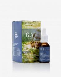 GAL K2+D3-vitamin Forte cseppek - 20ml