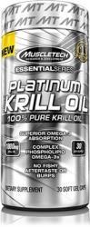 Muscletech Platinum Krill Oil kapszula - 30 db