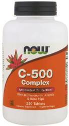NOW C-500 Complex tabletta - 250 db