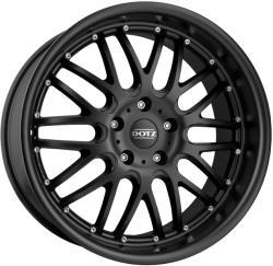 DOTZ Mugello dark CB60.1 4/100 15x6.5 ET35