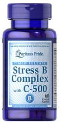 Puritan's Pride Stress B Complex C-500 kapszula - 60 db