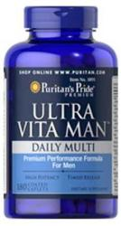 Puritan's Pride Ultra Vita Man Daily Multi kapszula - 90 db