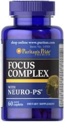 Puritan's Pride Focus Complex kapszula - 60 db