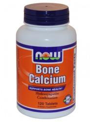 NOW Bone Calcium tabletta - 120 db