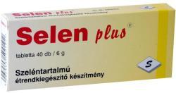 Selenium Pharma Bt. Selen Plus tabletta - 40 db