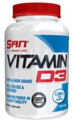 SAN Nutrition Vitamin D3 kapszula - 180 db