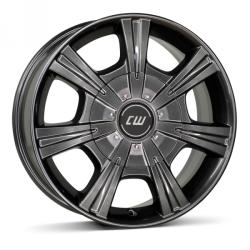 Borbet CH mistral anthracite glossy 6/130 17x7.5 ET52