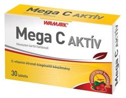 Walmark Mega C Aktív 600mg TR retard tabletta - 30 db