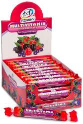 1x1 Vitaday Multivitamin szőlőcukor rágótabletta - 17 db