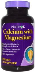 Natrol Calcium & Magnesium tabletta - 120 db