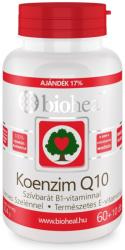 bioheal Koenzim Q10 60mg kapszula szelénnel, E-és B1-vitaminnal - 70 db