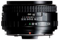 Pentax SMC FA 75mm f/2.8