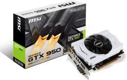 MSI GeForce GTX 950 2GB GDDR5 128bit PCI-E (GTX 950 2GD5 OCV1)