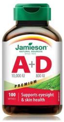 Jamieson A+D-vitamin Forte kapszula - 100 db