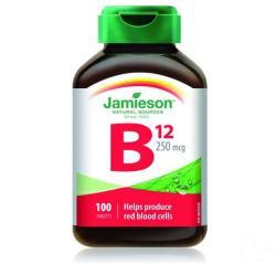 Jamieson B12-vitamin tabletta - 100 db