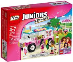 LEGO Juniors - Emma fagylaltos kocsija (10727)