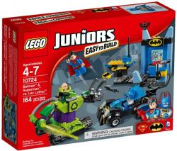 "LEGO Juniors - Batman"" és Superman Lex Luthor ellen (10724)"