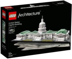 LEGO Architecture - Az Egyesült Államok Kongresszusának székháza (21030)