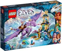 LEGO Elves - A sárkány menedékhely (41178)