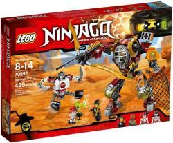 LEGO Ninjago - M.E.C. mentő (70592)