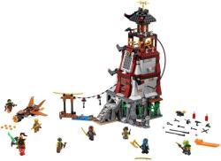 LEGO Ninjago - A világítótorony ostroma (70594)