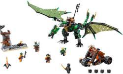 LEGO Ninjago - A Zöld NRG sárkány (70593)