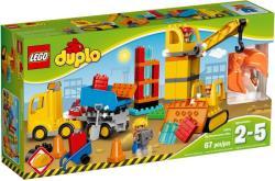 LEGO Duplo - Nagy építkezés (10813)