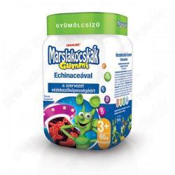 Walmark Marslakócskák Gummi Echinaceával - 60 db