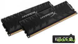 Kingston HyperX Predator 8GB (2x4GB) DDR3 2133MHz HX321C11PB3K2/8